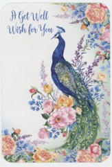 Feathered Friends/Get Well Cards, Box of 12