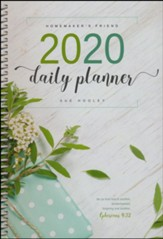 2020 Homemaker's Friend Daily Planner
