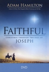 Faithful: Christmas Through the Eyes of Joseph - DVD
