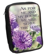 As For Me and My House Bible Cover
