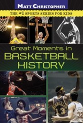 Great Moments in Basketball History - eBook