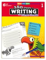 180 Days of Writing for First Grade  (Grade 1)