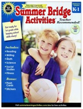 Summer Bridge Activities--Ages 5 to 6