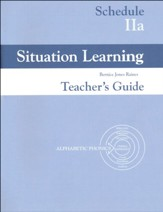 Situation Learning Schedule 2A  Teacher's Guide