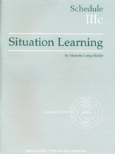 Situation Learning Schedule 3C  Student's Study Book