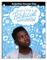 BJU Press Bible Grade 6 Activities Answer Key: Basics for a  Biblical Worldview
