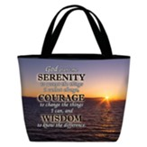 Serenity Prayer Totebag