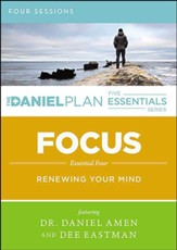 Daniel Plan Essentials: Focus Bundle [Video Download]