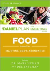 Daniel Plan Essentials: Food Bundle [Video Download]