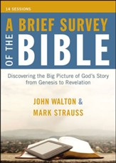 A Brief Survey of the Bible - All 14 Video Sessions [Video Download]