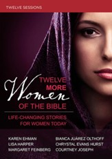 Twelve More Women of the Bible: All 12 Video Bundle [Video Download]