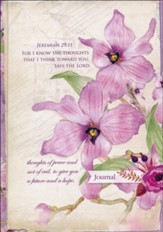 Thoughts of Peace--Jeremiah 29:11 Journal