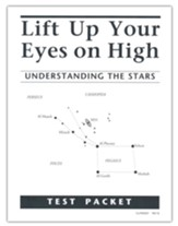 Lift Up Your Eyes on High Tests (Revised)