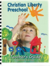 Christian Liberty Preschool  Teacher's Guide (2nd Edition)