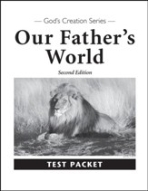 Our Father's World Tests (2nd Edition)