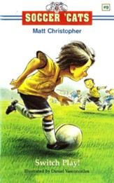 Soccer 'Cats #9: Switch Play! - eBook