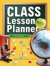 CLASS Lesson Planner (3rd Edition)