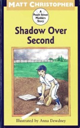 Shadow Over Second: A Peach Street Mudders Story - eBook