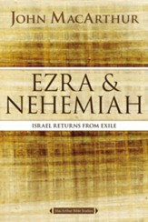 Ezra and Nehemiah: Israel Returns from Exile - eBook