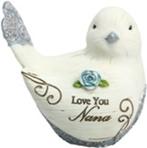 Love You Nana Bird Figurine