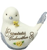 Wonderful Godmother Bird Figurine