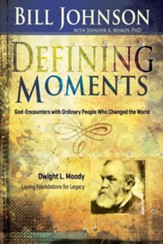 Defining Moments: Dwight Moody - eBook