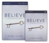 Believe Study Guide with DVD