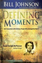 Defining Moments: Aimee Semple McPherson - eBook