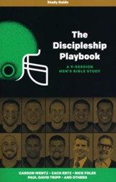 The Discipleship Playbook: Study Guide