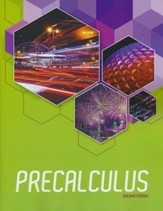 BJU Press Precalculus Student  Edition (2nd Edition)