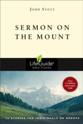 Sermon on the Mount LifeGuide Topical Bible Studies