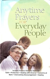 Anytime Prayers for Everyday People - eBook