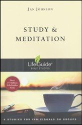 Study and Meditation, LifeGuide Topical Bible Studies