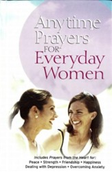 Anytime Prayers for Everyday Women - eBook