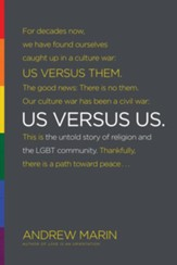 Us versus Us: The Untold Story of Religion and the LGBT Community - eBook