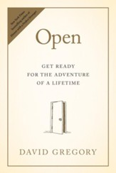 Open: Get Ready for the Adventure of a Lifetime - eBook