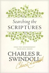 Searching the Scriptures: Find the Nourishment Your Soul Needs - eBook