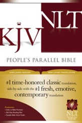 People's Parallel Bible KJV/NLT - eBook
