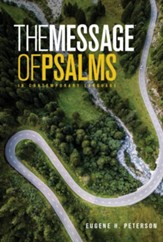 The Message The Book of Psalms - eBook