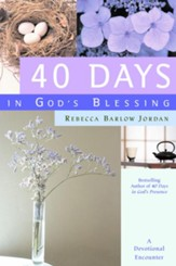 40 Days in God's Blessing: A Devotional Encounter - eBook