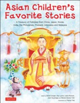 Asian Children's Favorite Stories: A Treasury of Folktales