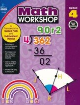 Math Workshop, Grade 4: A Framework  for Guided Math and Independent Practice