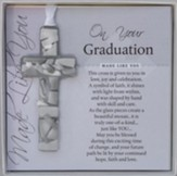 On Your Graduation Mosaic Ornament
