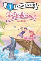 Pinkalicious: Fishtastic!, softcover