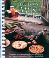 The Best of Amish Cooking (comb binding)