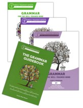 Grammar for the Well-Trained Mind Level 1 Complete Package