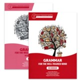 Grammar for the Well-Trained Mind: Red Books Student Pack