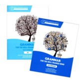 Grammar for the Well-Trained Mind: Blue Student Books Set  (Workbook and Answer Key)