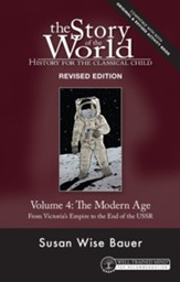 Softcover Text Vol 4: The Modern Age, Story of the World  (Updated Edition)