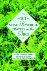 101 Most Powerful Prayers in the Bible - eBook